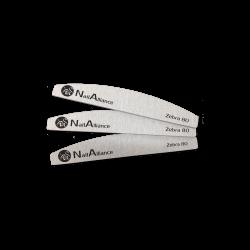 Lime  Nail Alliance Zebra 80