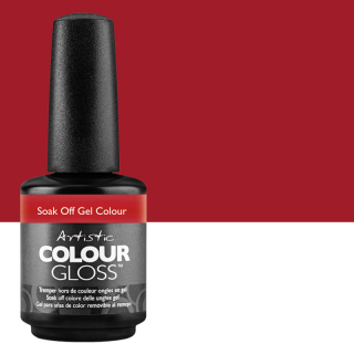 Colour Gloss Hotzy (rouge coquelicot)