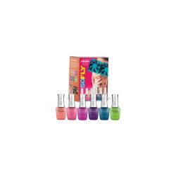 Colour Gloss SOFLY  Présentoir de 6 Colour Gloss