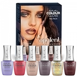 Colour Gloss OPULENT OBSESSION Hiver 2019  Présentoir de 6 Colour Gloss
