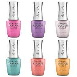 Colour Cool as it Gets Pack de 6 Colour Gloss