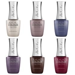 Colour Gloss Detour Allure Pack de 6 Colour Gloss