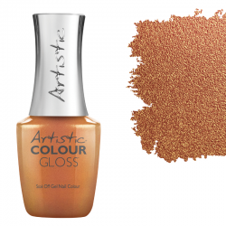 Colour Gloss HANDS OFF MY TEDDY - Copper Multi-Shimmer