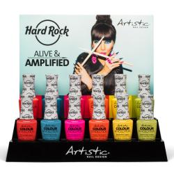 Hard Rock Alive & Amplified Ete 2021Présentoir de 12